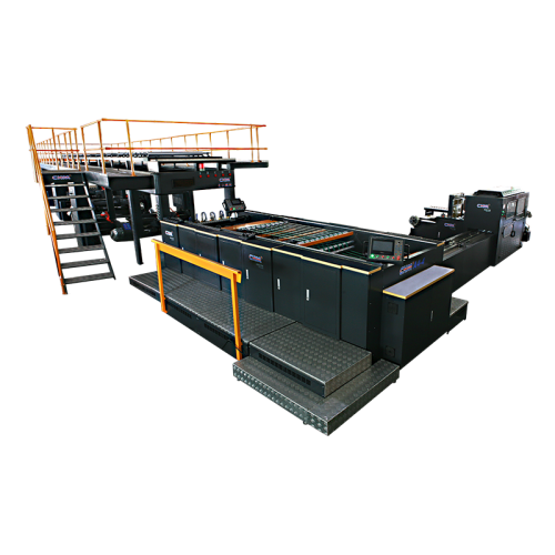 A4 cut size sheeting and packaging production line